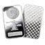 1 oz Morgan Design Silver Bars - thumbnail