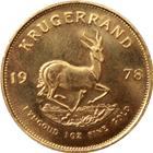 1 oz South African Gold Krugerrand - Random Dates