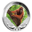 2011 Wildlife in Need - Orangutan 1oz Silver Proof Coin