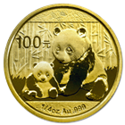 2012 1/4 oz Gold Chinese Panda (Sealed In Original Mint Plastic)