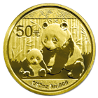 2012 1/10 oz Gold Chinese Panda (Sealed In Original Mint Plastic)