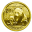 2012 1/20 oz Gold Chinese Panda Coins (Sealed In Original Mint Plastic) (Delayed Shipping. Shipping Dec 5th or Sooner)