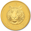 2010 1 oz Gold Lunar Year of the Tiger (Series 2)