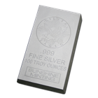 100 Ounce  Sunshine Mint Silver Bar .999 Fine
