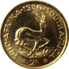Gold South African 2 Rand (AGW.2354 oz)