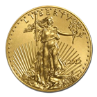 2012 1 oz American Gold Eagle (Brilliant Uncirculated) Condition