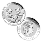 2011 Perth Mint Koala 1/2 oz Silver 99.9% Pure