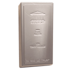 Academy 100 oz Silver Bar .999 Pure Silver (IRA Certified)
