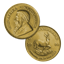 1/10 oz Gold South African Krugerrand (dates are based on in-stock inventory.)