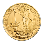 2012 1 oz Gold Britannia Bullion Coins