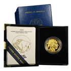 2006-W 1 oz Proof Gold Buffalo (with box & COA)