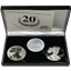 2006-W Silver Eagle 3-Coin Set - thumbnail