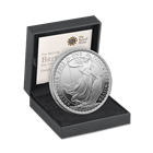2012 1 oz Proof Silver Britannia - With Box And COA