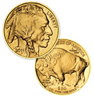 2011 1oz American Gold Buffalo in Original Government Mint Sheets!