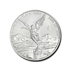 1998 1 oz Silver Libertad - Key Date - Mintage of Only 67,000