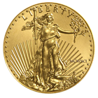 1991 1 oz American Gold Eagle