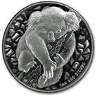 2007 1 oz Silver Australian Koala - Inaugural year of Issue!