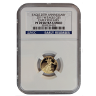 2011 W $5 American Gold Eagle NGC PF70 Early Release