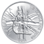 2011 1/2 oz Silver Britannia Bullion Coin