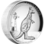 2012 1 oz Proof Silver High Relief Kangaroo
