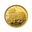 Isle of Man 1/25 oz Gold Proof Cat Crown (Random Dates)