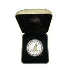 2006 Perth Mint 1 oz Silver Year of the Dog Colorized