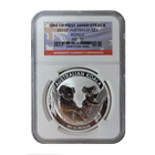 2011 Perth Mint Koala 1 oz Silver NGC MS70
