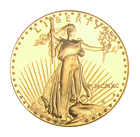 1990 1 oz American Gold Eagle