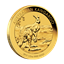 2013 1/2 oz Gold Perth Mint Kangaroo Coin