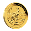 2013 1/4 oz Gold Perth Mint Kangaroo Coin