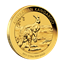2013 1/10 oz Gold Perth Mint Kangaroo Coin