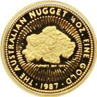 1/4 oz Australian Proof Gold Nugget (Random Date)