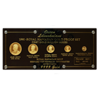 1990 Hawaii Gold Proof Set - Queen Liliuokalani (1.9 oz of Gold)