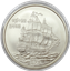 1986 Chinese 5 Yuan Clipper Ship Silver Coin - With Box and COA (.90 oz of Silver)