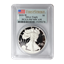 2010-W 1 oz American Silver Eagle PCGS PR70 DCAM (First Strike)