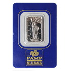5 Gram PAMP Suisse Palladium Bar - Statue of Liberty (In Assay Card)