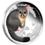 2013 Australian 1/2 oz Proof Silver Bush Babies II - Possum