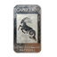1oz Silver Art Bar - Capricorn Zodiac Series .999 (National Mint)