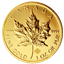 2013 1 oz Gold Canadian Maple Leaf Coin