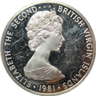 1981 British Virgin Islands $5 - thumbnail