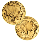 2013 1 oz American Gold Buffalo (In Original Government Mint Sheet) .9999 Pure