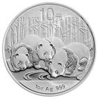 2013 1 oz Silver Chinese Panda Coins (In Capsule)