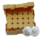 2011 Canadian Silver Maple Leaf Monster Box: 1 oz Brilliant Uncirculated Bullion (500 Coins)