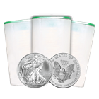 2013 1 oz American Silver Eagle (Roll of 20 Coins) Brilliant Uncirculated Condition