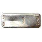 100 oz Johnson Matthey Silver Bar (Bache) .999 Pure