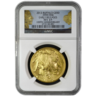 2013 1 oz American Gold Buffalo NGC MS69 Early Release