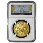 2013 1 oz American Gold Buffalo NGC MS70 Early Release
