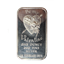 1973 Be My Valentine 1 oz Silver Art Bar (.999 Pure)