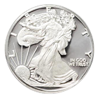 1/10 oz Silver Round | Walking Liberty Design (.999 Pure)