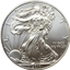 2011-W Burnished 1 oz American Silver Eagle With Box & COA